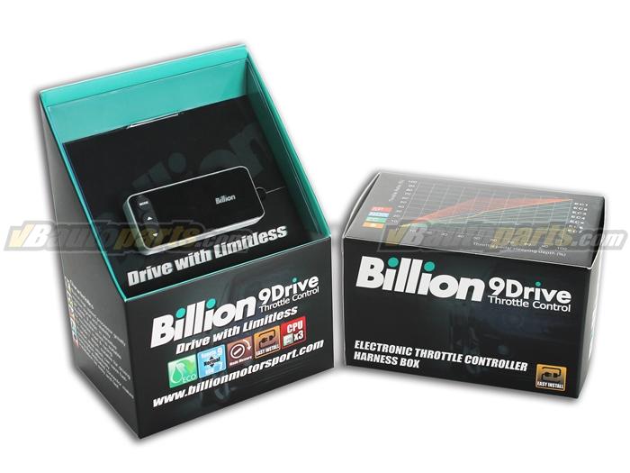 กล่องคันเร่งไฟฟ้า Billion Drive Sp9 Ec7