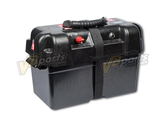 กล่องแบตเตอรี่ Multifunction V2.(Handle)