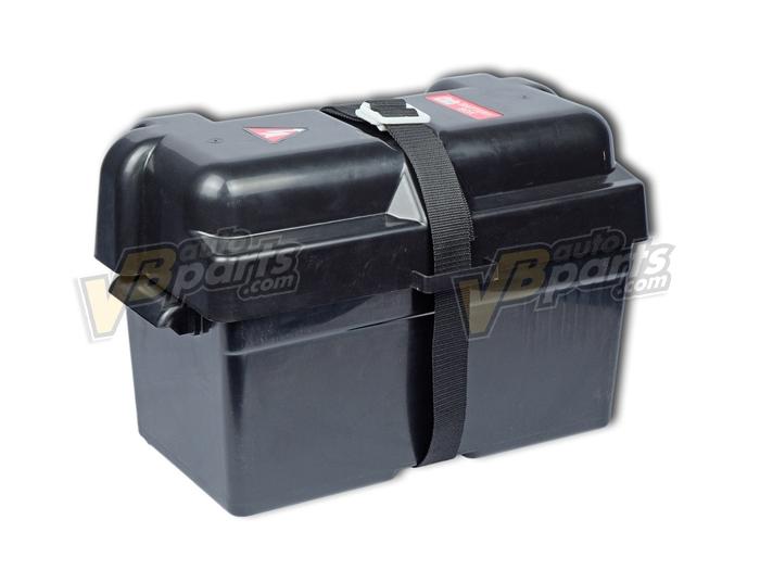 กล่องแบตเตอรี่ 28x44x24.5 (ขนาดใหญ่)