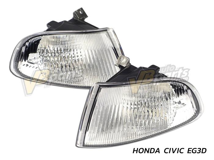 ไฟมุมขาว Civic EG 92(3D-W)