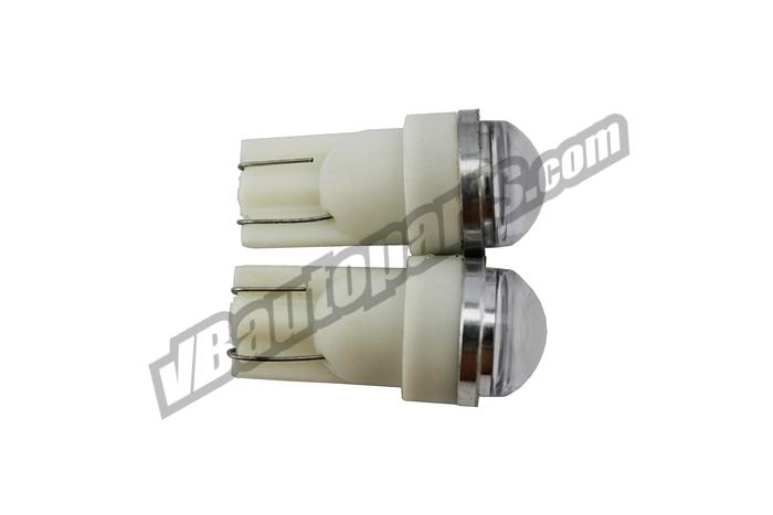 หลอดไฟ LED ขั้ว T10 หัวกระจายแสง แสงขาว