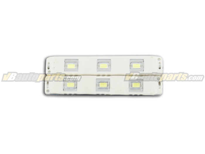 แผงไฟ LED 3 จุด สำหรับ DIY แสงสีขาว
