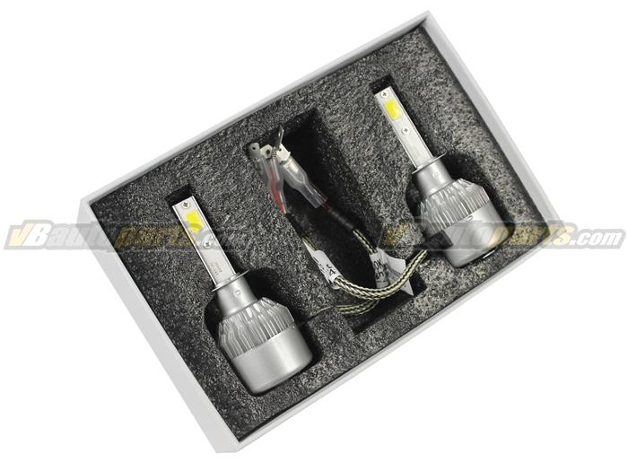หลอดไฟ LED C6 ขั้ว H1