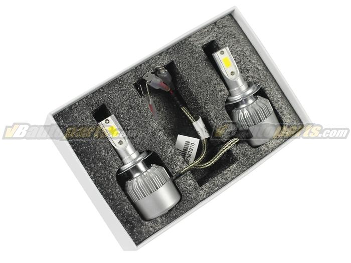 หลอดไฟ LED C6 ขั้ว H7
