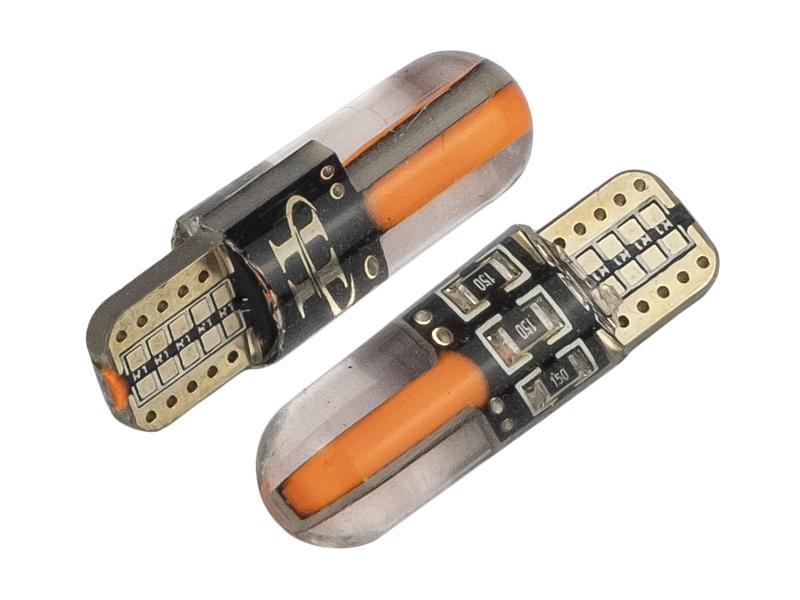 LED T10-6COB(RED)