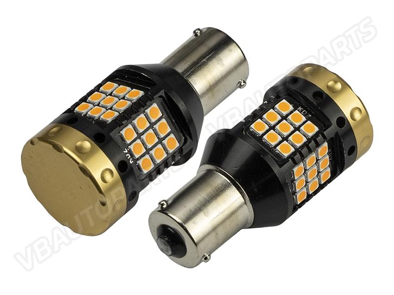หลอดไฟ P21 CAN BUS LED 45 1156(150-ORANGE)