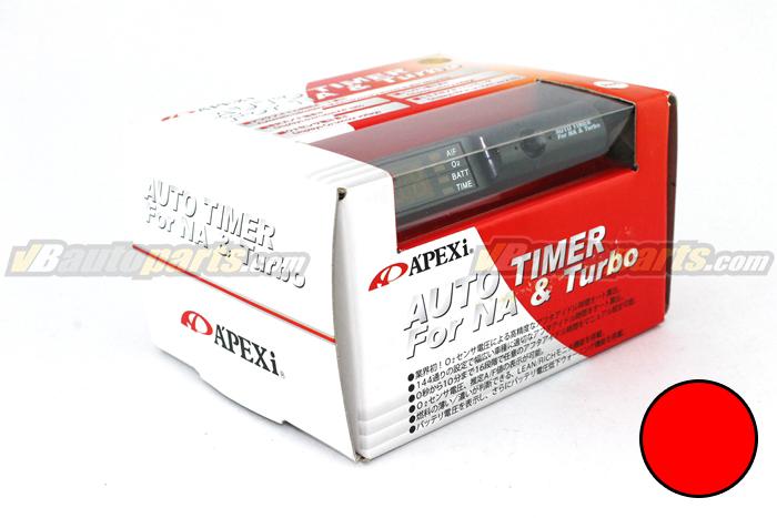 Turbo Timer Apexi ไฟสีแดง