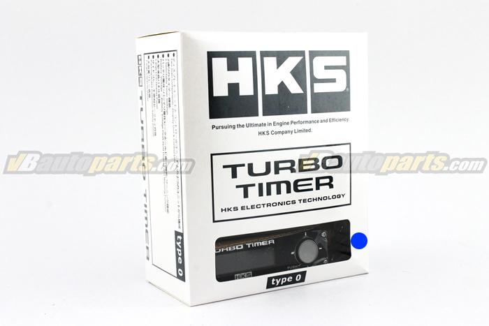 Turbo Timer HKS  ไฟสีฟ้า