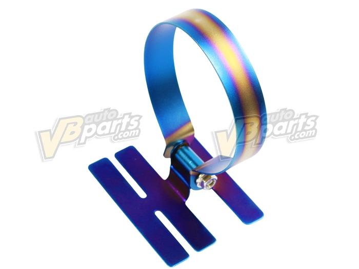 ขาวัดบูส Autometer สีไทเทเนียม(แบบด้าน)