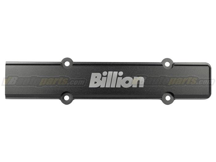 ฝาครอบหัวเทียน Billion อลูมิเนียม B-Series(BLACK)