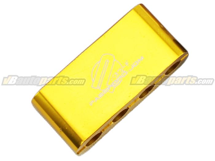 ที่ล็อคสายหัวเทียนแบบ 1 ชิ้น (Gold)