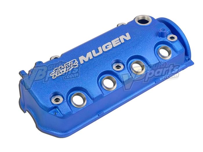 ฝาครอบวาล์ว Mugen D-Series(Blue)