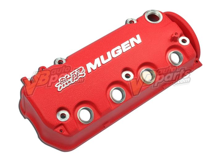 ฝาครอบวาล์ว Mugen D-Series(Red)