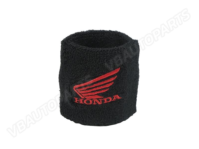 ถุงคลุมกระปุกเบรค HONDA(BLACK)