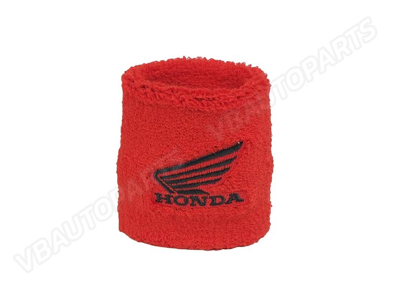 ถุงคลุมกระปุกเบรค HONDA(RED)