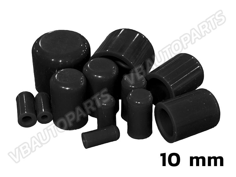 ตัวอุดตาน้ำซิลิโคน(10mm-BLACK)