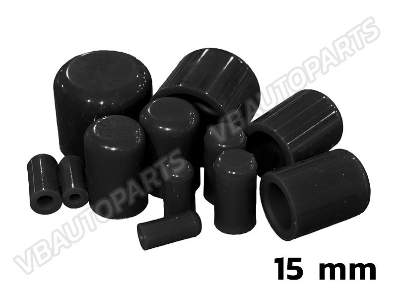 ตัวอุดตาน้ำซิลิโคน(15mm-BLACK)