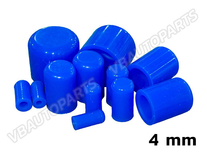 ตัวอุดตาน้ำซิลิโคน(4mm-BLUE)
