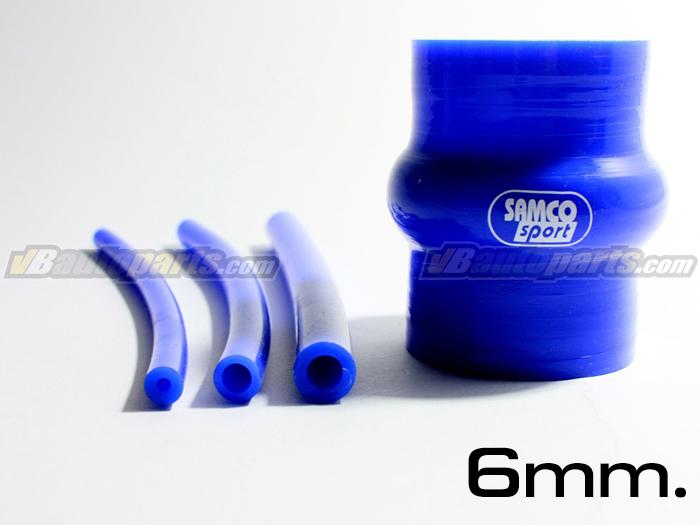 สาย Vacuum Samco 6mm.(Blue)