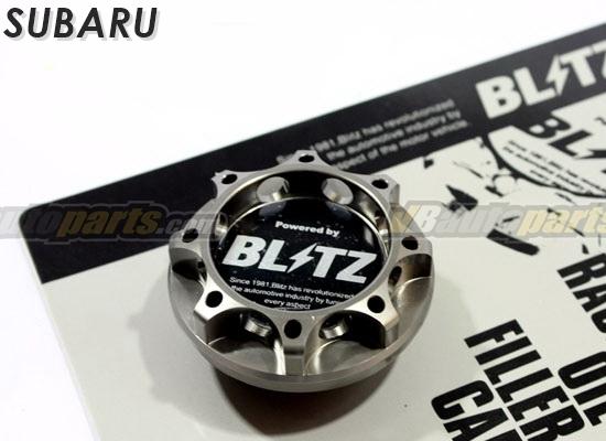 ฝาน้ำมันเครื่อง BLITZ(Subaru)