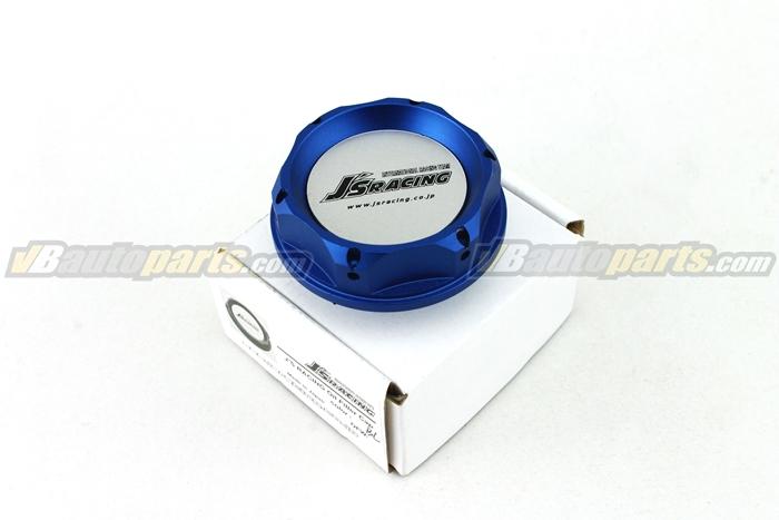 ฝาน้ำมันเครื่อง J's Racing Honda(Blue)
