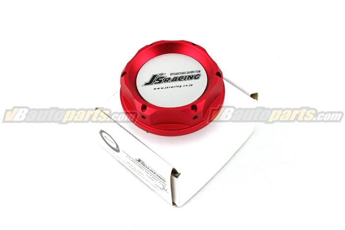 ฝาน้ำมันเครื่อง J's Racing Honda(Red)