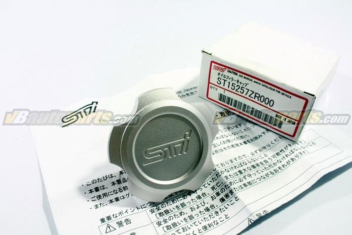 ฝาน้ำมันเครื่อง Sti SUBARU(Silver)