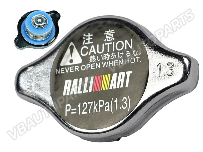ฝาหม้อน้ำ Ralliart 1.3 Bar จุกใหญ่