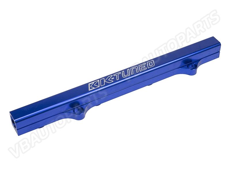 รางหัวฉีด K-Tuned K-Series AN8(BLUE)