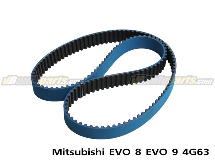 Racing Timing Belt FOR Mitsubishi EVO 8 EVO 9 4G63