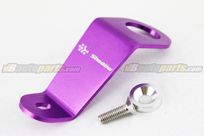 หูยึดหม้อน้ำ Honda Civic EG(Purple)