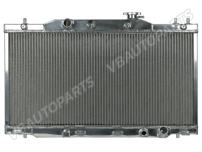 หม้อน้ำอลูมิเนียม 2 ช่องใหญ่ Honda DC5 (MT)