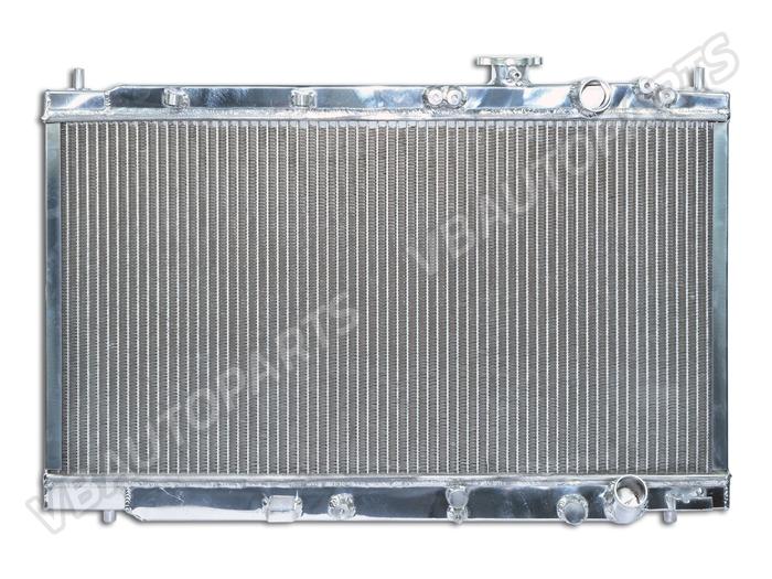 หม้อน้ำอลูมิเนียม 2 ช่องใหญ่ Honda DC2 (MT)