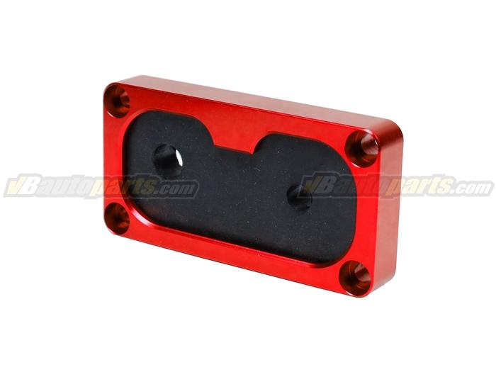 Adapter Firewall สายเกียร์ Honda เครื่อง K-Swap(RED)