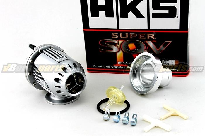 Blow Off Valve HKS V.4(Silver)