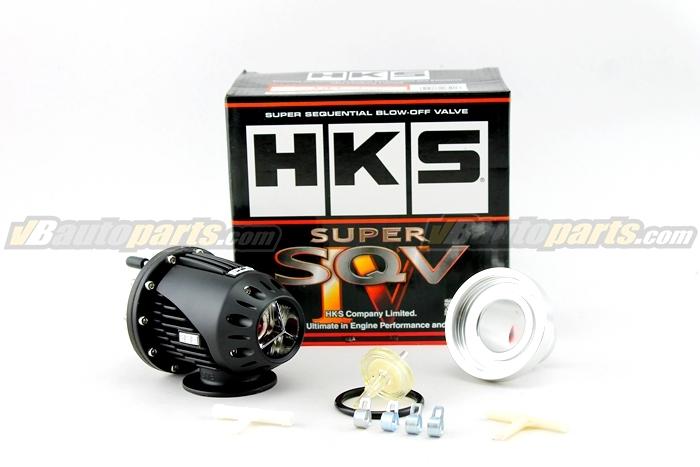 Blow Off Valve HKS V.4(Black)
