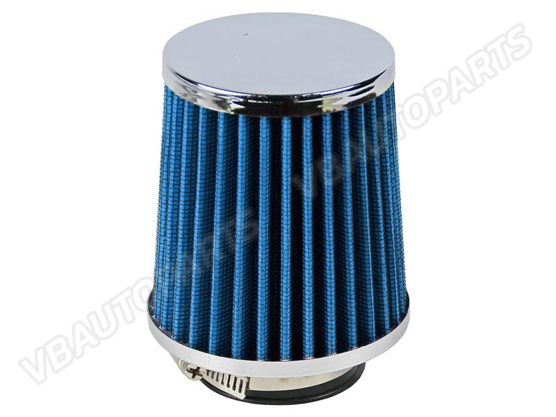 กรองอากาศ K&N Mini ปาก 2 นิ้ว(BLUE)
