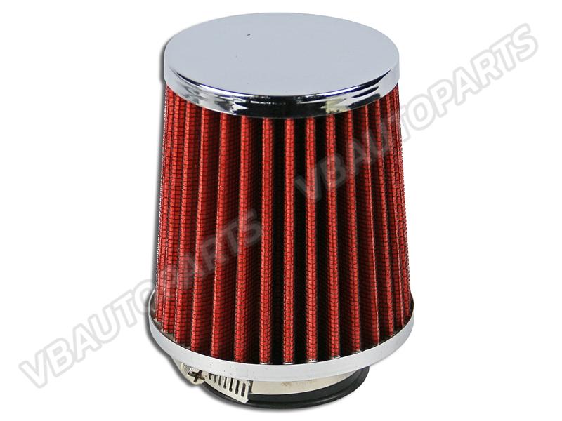 กรองอากาศ K&N Mini ปาก 2 นิ้ว (Red)