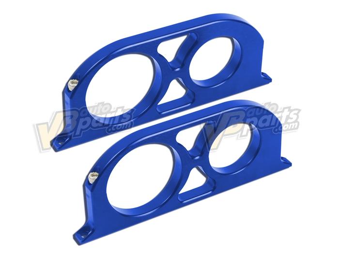 ขายึดปั๊มติ๊กและกรองน้ำมัน แบบคู่ 44mm./60mm.(BLUE)