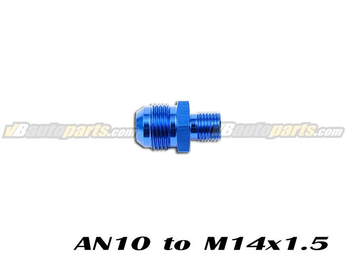 ข้อลดเกลียว (AN10 ออก M14X1.5)