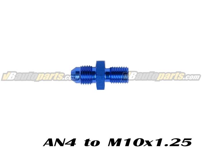 ข้อลดเกลียว (AN4 ออก M10X1.25)