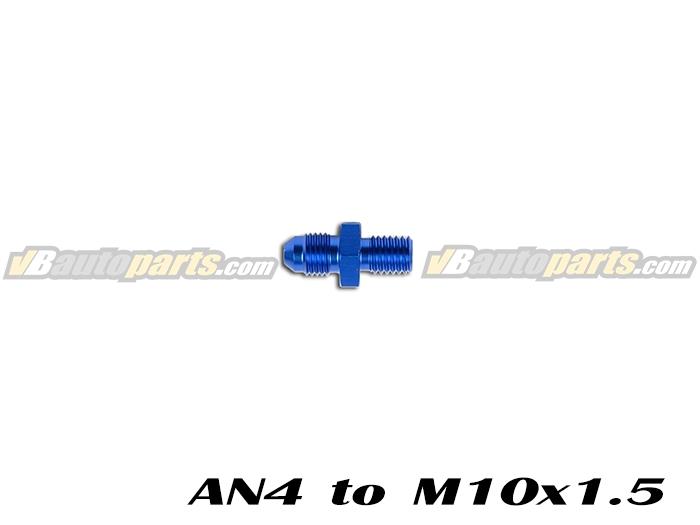 ข้อลดเกลียว (AN4 ออก M10X1.5)