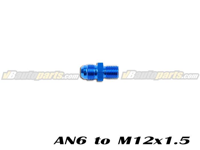 ข้อลดเกลียว 044 (AN6 ออก M12X1.5)