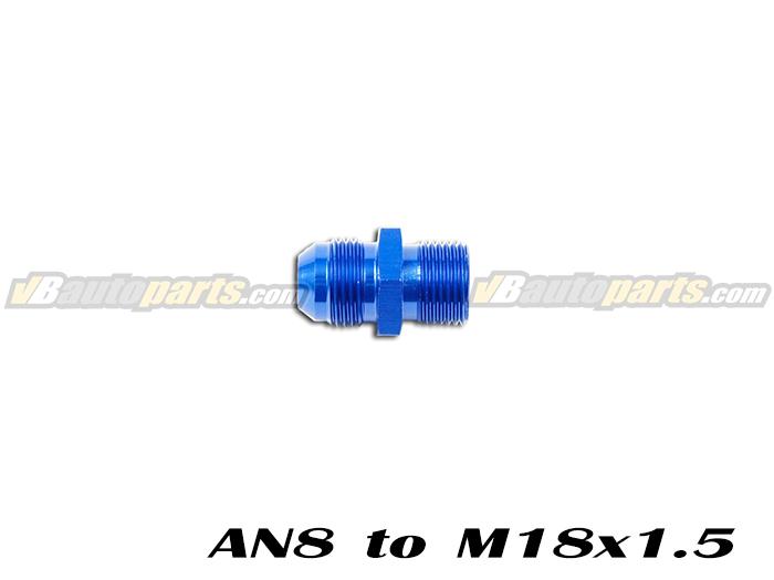ข้อลดเกลียว (044) (AN8 ออก M18X1.5)