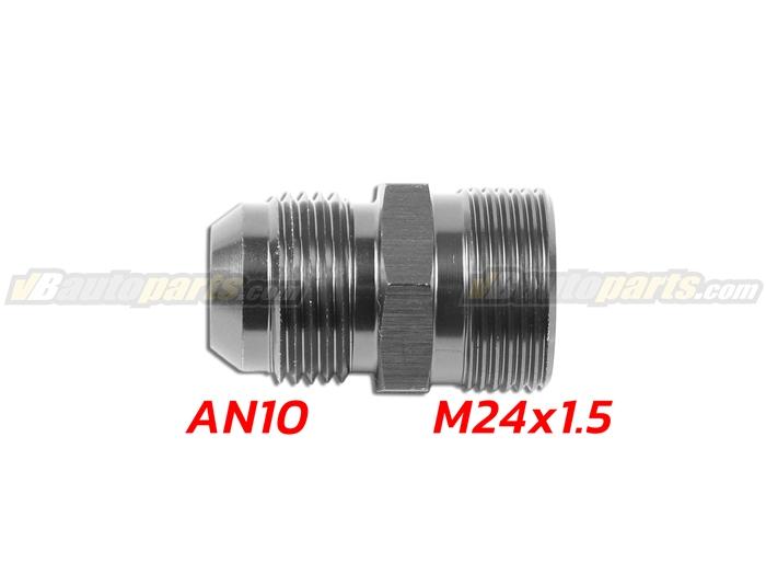 ข้อลดเกลียว (AN10 ออก M24X1.5)-(BK)