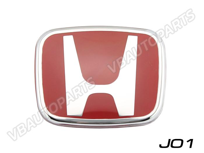 โลโก้ H แดง หน้า,หลังรถ รหัส J01