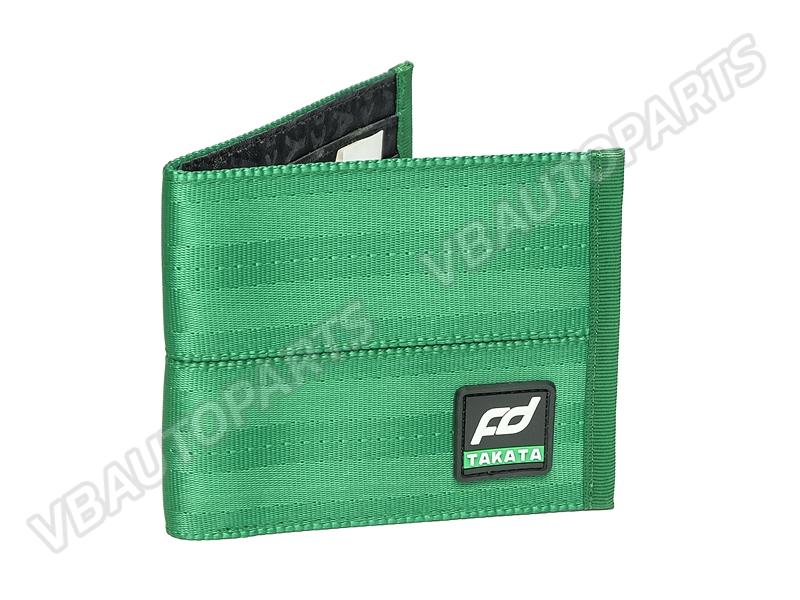 กระเป๋าเงิน TAKATA(Size-S-GREEN)