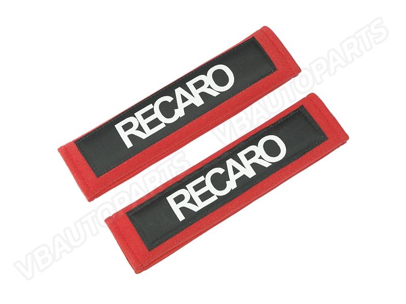 ปลอกเข็มขัด(RECARO-RED)