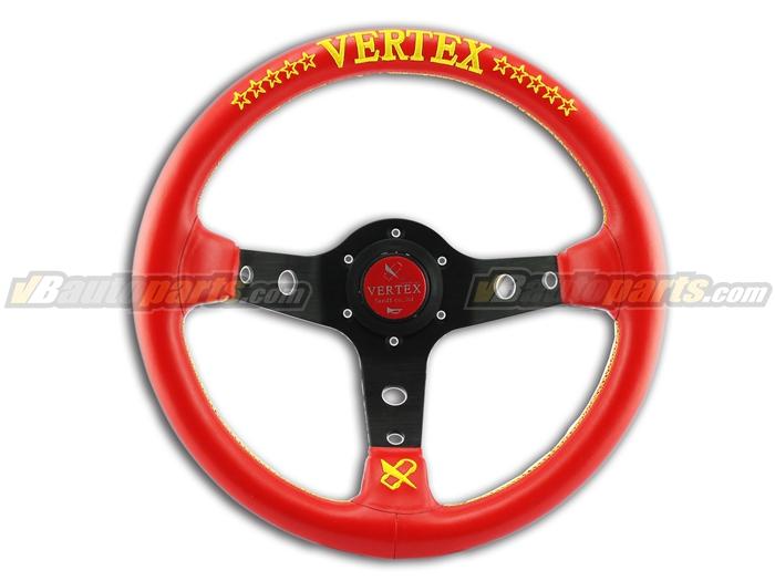 พวงมาลัย Vertex (สีแดง)