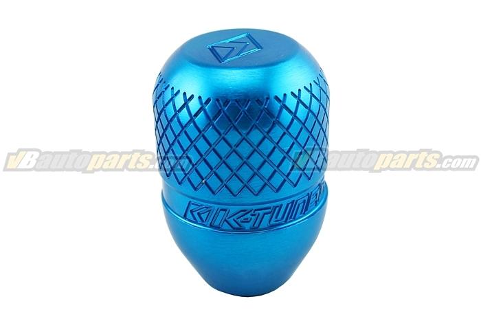 หัวเกียร์ K-Tuned V.1 สำหรับ Honda สีฟ้า